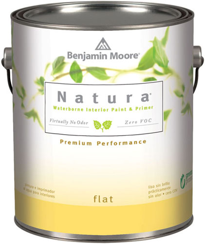 Natura® Waterborne Interior Flat Finish (512)