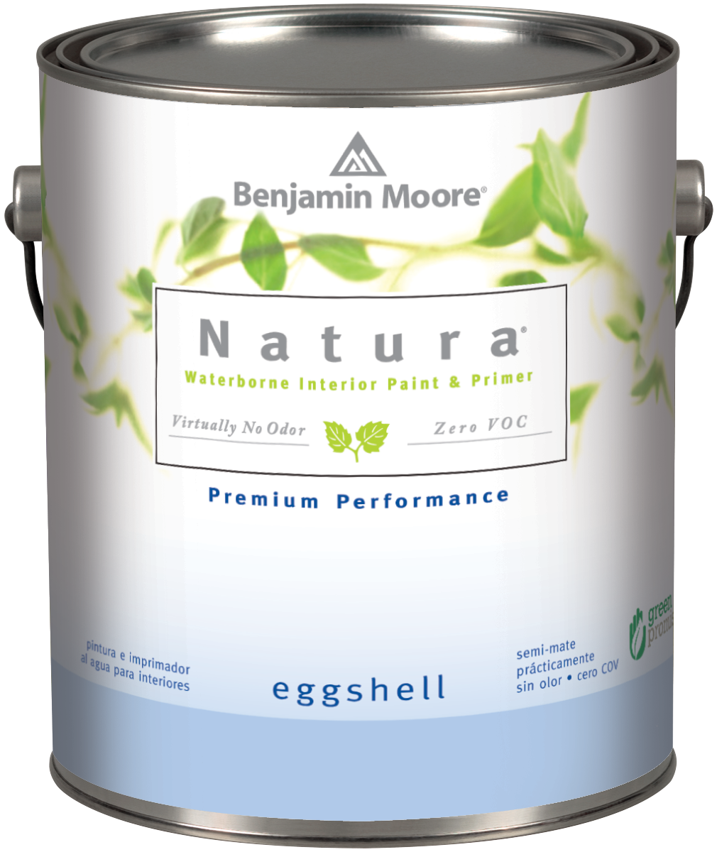 Natura® Waterborne Interior Eggshell Finish (513)